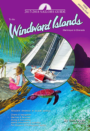 Sailors Guide Windward Islands 2017-2018
